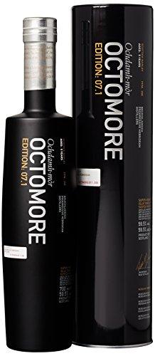 Bruichladdich Octomore Edition 7.1 Scottish Barley Whisky mit Geschenkverpackung (1 x 0.7 l)