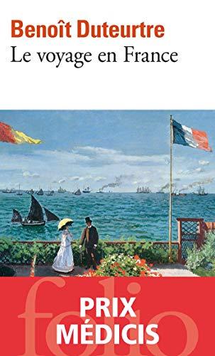 Le Voyage en France (Folio t. 3901) (French Edition) eBook: Benoît ...