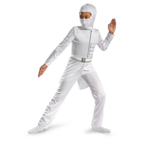Disguise G.I. Joe Retaliation Storm Shadow Klassische Kinderkost-m 7-8