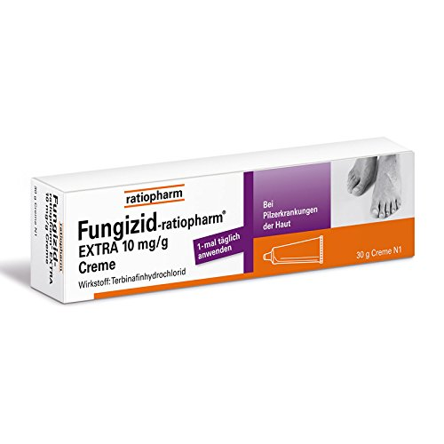 Fungizid-ratiopharm Extra 30 g - Lamisil Spray