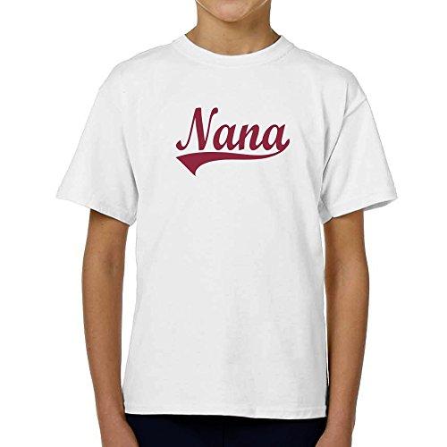 Teeburon Nana Jungen T-Shirt - Nana Jugend T-shirt
