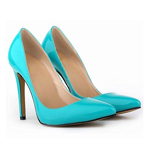 Nonbrand , Escarpins pour femme bleu clair