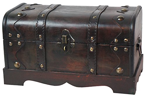 quickway-imports-small-pirate-style-wooden-treasure-chest