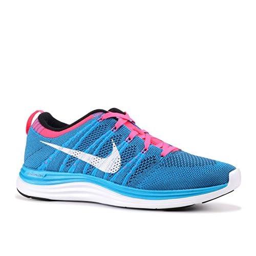 8227185c92435 Nike Men s - Nike Flyknit one+ RARE - 554 887 414 -Turquoise Black Pink
