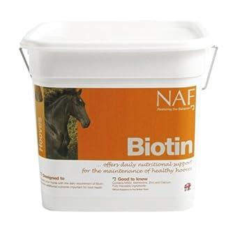 NAF - Biotin Horse Hoof Supplement x 3 Kg NAF – Biotin Horse Hoof Supplement x 3 Kg 41ip7TmQMpL