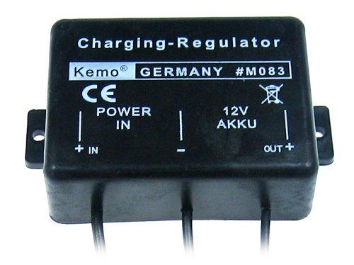 KEMO M083 Akku / Batterie Laderegler Ladungsregler (auch Solar) 12 V/DC