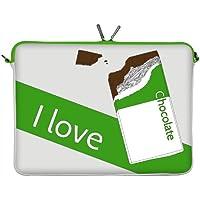 Digittrade LS172-15 Chocolate Borsa per PC portatile Notebook Sleeve Laptop
