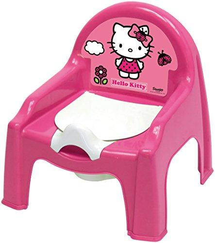 Hello Kitty-Sedile con vasino (Arditex hk7994)