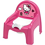 Hello Kitty - Asiento con orinal (Arditex HK7994)