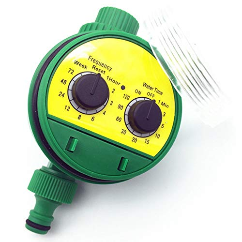 Xigeapg 1 Stücke Elektronische Intelligenz Garten Bew?sserungs System Zeitmesser Steuerung Wasser Programm Verbindung G3 / 4 Gewinde Wasserhahn -
