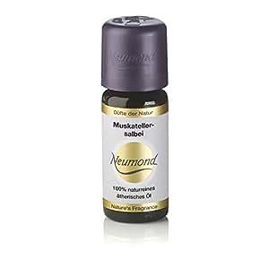 Neumond ätherisches Öl, Muskatellersalbei, 10 ml, 1er Pack (1 x 10 ml)