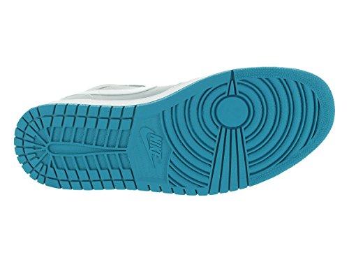Nike - Air Jordan 1 Mid, Scarpa da uomo grigio (Grau)