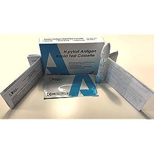 Helicobacter pylori Antigen Schnelltest Kassette (Stuhl)