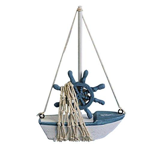 generic-maritime-holz-mini-segelboot-segelschiff-boot-modell-tisch-geschenk-dekor-ruder
