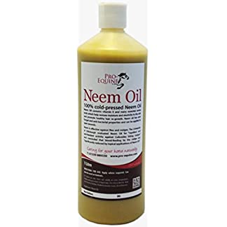 Neem Oil for horses 1Litre Sweet-Itch, Mudfever, woundcare. 7