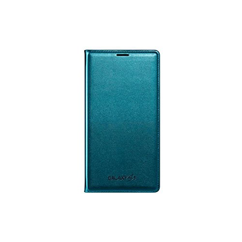 Samsung custodia a flip per galaxy s5, verde