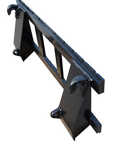 BBT@ | FEM2 Gabelträger Breite120cm Euroaufnahme für Frontlader Palettengabel ohne Gabeln ÜB