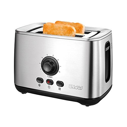 Unold 38955 Toaster Turbo Weltneuheit, 2100 W - 5