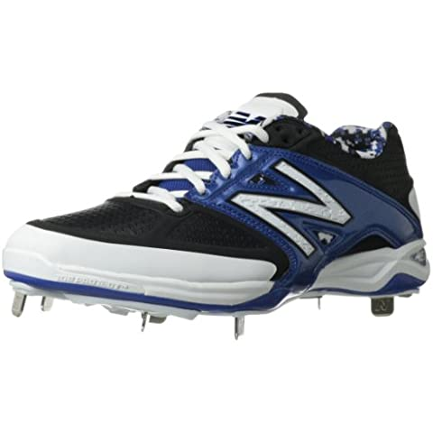 New Balance L4040 Sintetico Scarpe ginnastica - Scarpe Nero Low Baseball