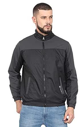 VERSATYL Men's Jacket (Grey_HO_S Small)