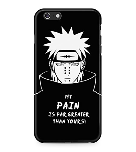 Naruto Pain Main Puppet Hard Plastic Snap On Back Case Cover For iPhone 6 / 6s Custodia
