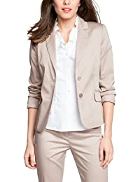Comma Damen Blazer 85.899.54.1274 Regular Fit