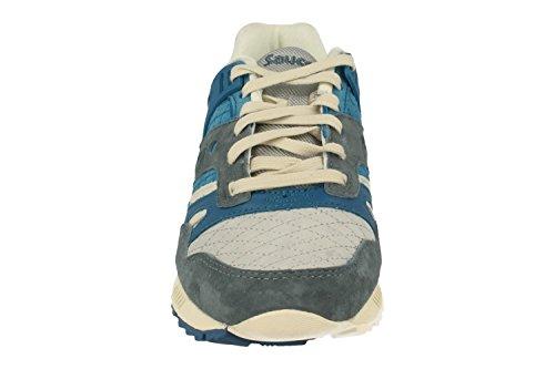 ZAPATILLA SAUCONY S70308-3 GRID SD AZUL/GRIS 45 Azul