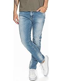 Nudie - Jeans - Homme Bleu Bleu W34/L34