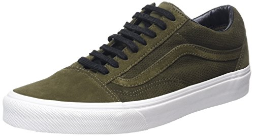 vans-old-skool-zapatillas-unisex-adulto-verde-perf-suede-tarmac-true-white-38-eu