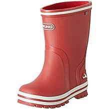 ef4556afc Amazon.es  botas de agua niño - Rojo