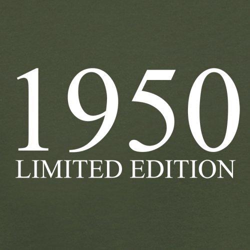 1950 Limierte Auflage / Limited Edition - 67. Geburtstag - Herren T-Shirt - 13 Farben Olivgrün