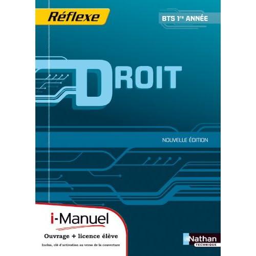 DROIT BTS 1 (POC REF) +LICENCE