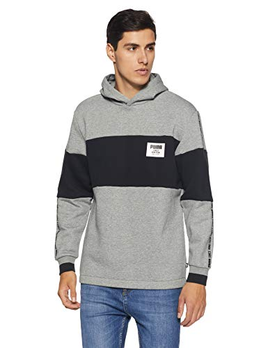 PUMA Rebel Block Hoody FL Sweatshirt