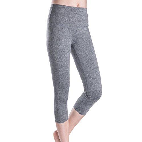 chicmoda-yoga-pants-womans-high-rise-yoga-capris-hidden-pocket-grey-size-m