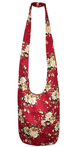 NiNE CiF Borsa da spiaggia, floral 1055 (multicolore) - 026# floral 1110