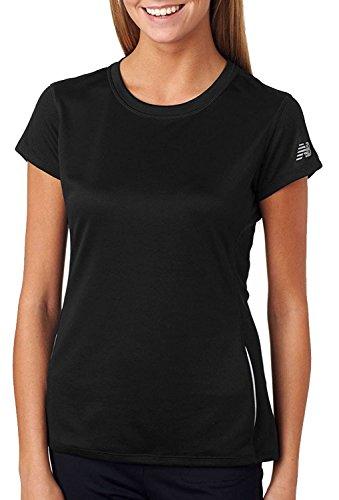 New Balance Tempo Women's Performance Pique Knit T-Shirt