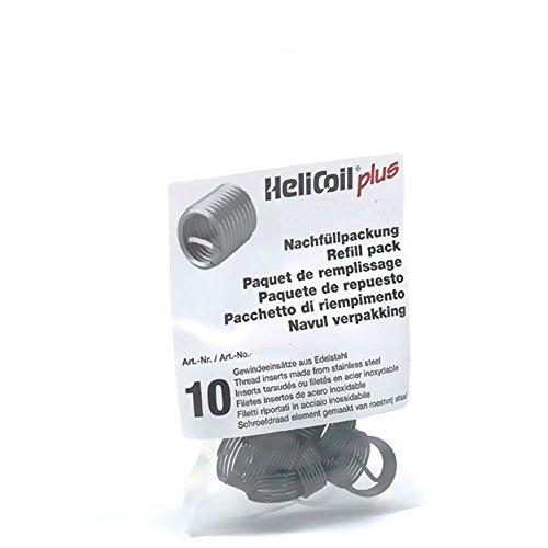 HELICOIL Gewindereparatur Plus M8X1 Nachfüllpackung 10 Stück 4189 008 3016 42503 Test