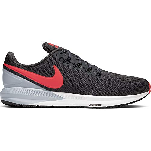 Nike Air Zoom Structure 22 (AA1636) anthracite/wolf grey/black/bright crimson