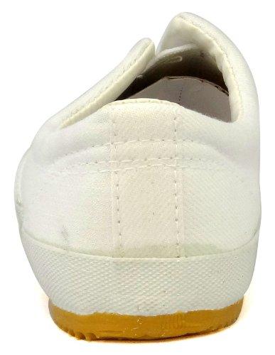 Scarpe per arti marziali Tabic importante del Giappone Bianco