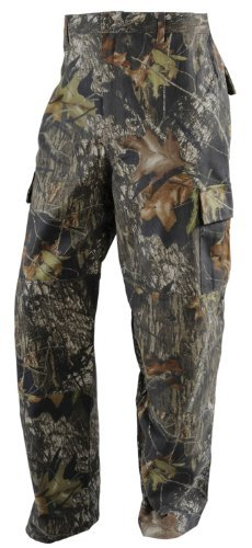 Mossy Oak Break-Up Camouflage Explorer Pro Cargo Pant - XX-Large by Russell Outdoors