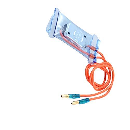 Aexit KSD-2001 250VAC 2 cables -7 Interruptor Celsius