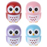 Owl Sweet Sphere Natural Plant Fruit Lip Balm Moisturizing Lipstick Easy to Use
