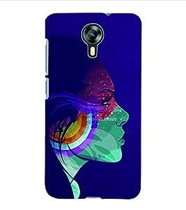 ColourCraft Abstract Back Case Cover for MICROMAX CANVAS XPRESS 2 E313