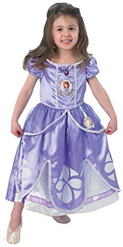 Sofia die Erste–154980M–Range Deluxe Kostüm–Gr. M (Deluxe Prinzessin Sofia Kostüme)