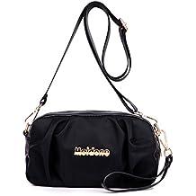Young & Ming - Mujeres Bolso Handbag Impermeable Multiples bolsillos Bolsos bandolera Shoudler Bag