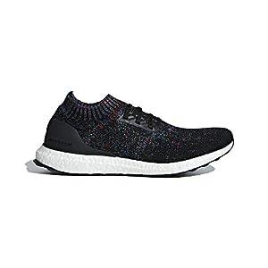 adidas Ultraboost Uncaged, Zapatillas de Running para Hombre, Negro Core Black/Active Red/Blue, 46 EU