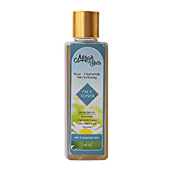 Mirah Belle Rose-Chamomile Skin softening face Toner, 100 ml