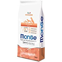 Monge All Breeds Adult con Salmone e Riso da 12 Kg