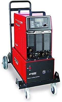 Stayer Welding - Tig Ac/Dc 315 Hf Pulsed R Inverter Soldadura Tig 315(40%)A 0.5-3.2/6Mm 71Kg Kva8