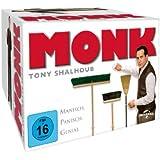 Monk - Die komplette Serie